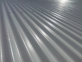 Diy Slate Roof Painting Corrugated Asbestos Roof